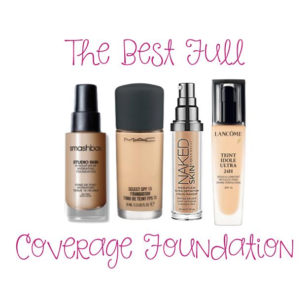 good coverage foundation